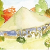 Help us build our Woodland Craft Lodge!