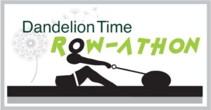 Dandelion Time Indoor Rowathon 2016