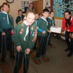 Boughton Monchelsea Cubs Cheq Presentation March 2016